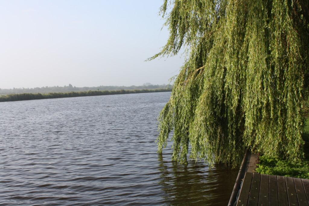 Vrij aan het water